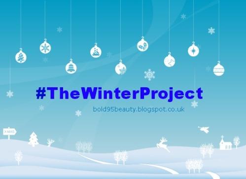 #thewinterproject